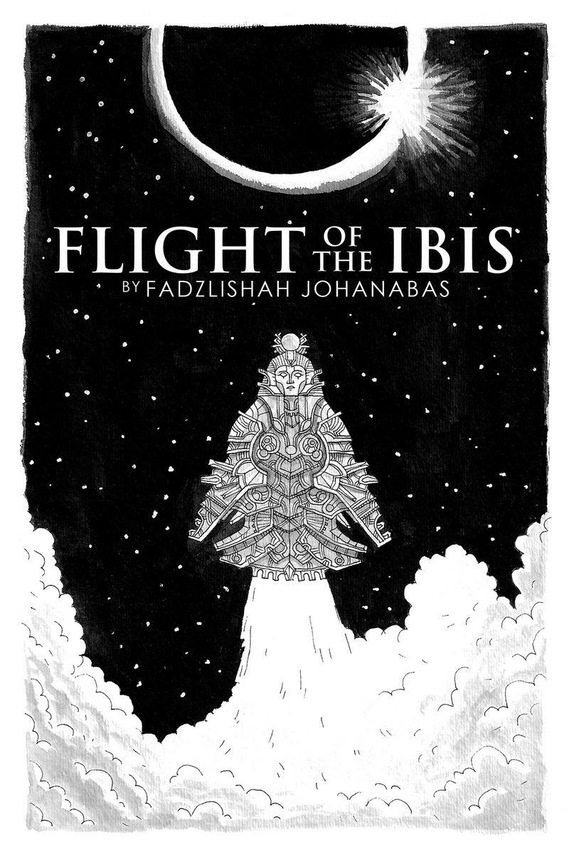 Flightoftheibis