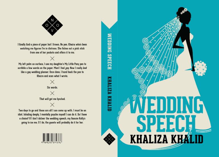 wedding speech khaliza khalid